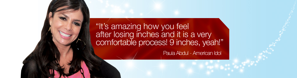 Paula Abdul - American Idol Inch loss